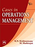 img - for Cases in Operations Management book / textbook / text book
