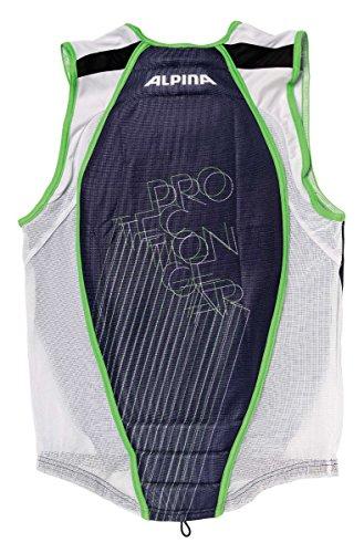 Alpina Protector Jacket Soft (Größe: M = Körpergröße ca. 173-178 cm, 81 blau)