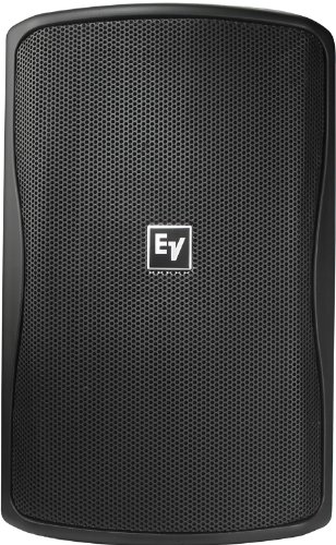 Electrovoice Zx1I 90 Indoor-Outdoor Speaker 8 In. 90X50 Rotatable Horn High Sensitivity Black