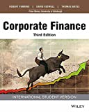 img - for Corporate Finance - International Student Version, 3Ed book / textbook / text book