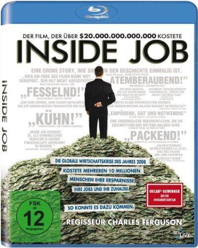 Inside Job  (OmU) [Alemania] [Blu-ray]
