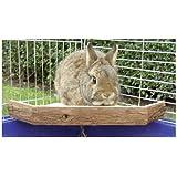 Kerbl Vantage Point for Rabbit, 26 x 26 x 4 cm