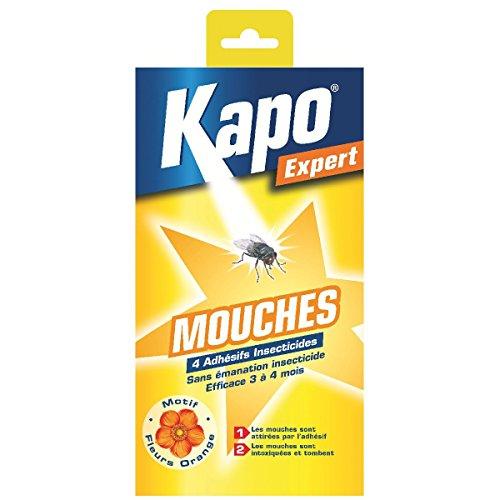 mouches-sticker-kapo-1-adhesif-pour-10-m-etui-de-4