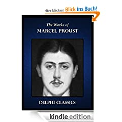 Works of Marcel Proust (Illustrated)