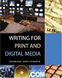 Writing for Print and Digital Media (0072867353) by Ryan, Michael