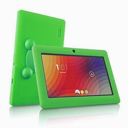 Palmer and Axe 7-Inch LillyPad Jr. Kids Tablet with Exclusive App Suite and Parental Controls (Green) (Tablet With Apps compare prices)