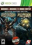 Bioshock Ultimate Rapture Ed 360 - Xbox 360