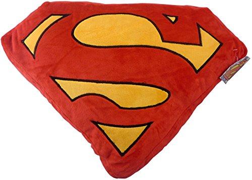 45 centimetri morbido peluche Superman Logo Cuscino - Superhero Cuscini - DC Comics