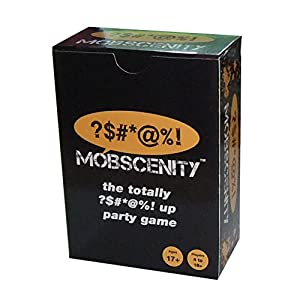 Mobscenity - The Totally Bleeped Up Party Game