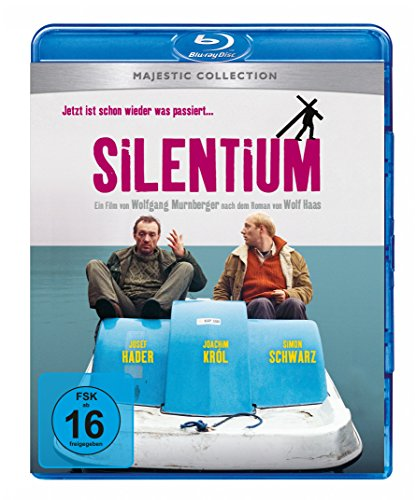 Silentium [Blu-ray]