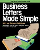 img - for Business Letters Made Simple book / textbook / text book