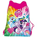 MY LITTLE PONY MON PETIT PONEY - SAC A DOS PISCINE ECOLE SPORT PLAGE - NEUF...