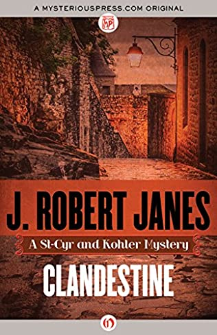 book cover of   Clandestine