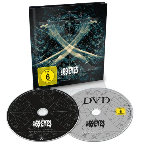 X (Digipack CD+DVD Ltd.)