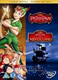 Peter Pan/Peter Pan: Return To Never Land (Disney) [DVD]