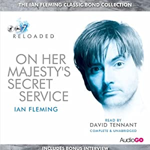 On Her Majesty's Secret Service (with Interview) | [Ian Fleming]