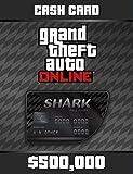 Grand Theft Auto Online: Bull Shark Cash Card [Online Game Code]