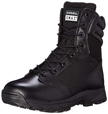 Original SWAT 1012 WinX2 Tactical SZ Boots, Black, Size 8.5 1012W-BLK-08-5W