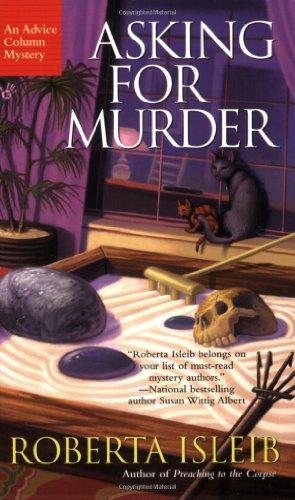 Asking For Murder (Advice Column Mysteries)