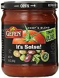Gefen Olive Salsa, 16 Ounce