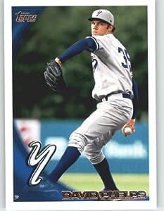 2010 Topps Pro Debut Baseball Card # 216 David Phelps - Staten Island Yankees - Minor... by Topps