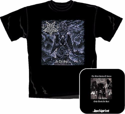 Articolo con licenza ufficiale Band T-Shirt - Dark funerale - In The Sign....