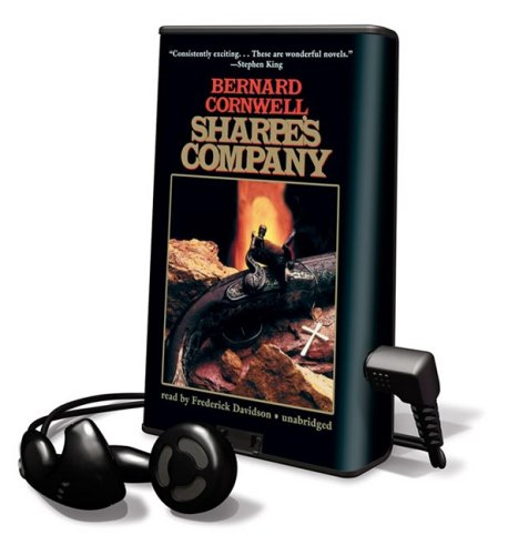 Sharpe'S Company [With Headphones] (Playaway Adult Fiction)