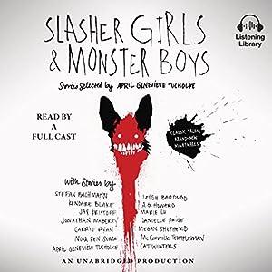 Slasher Girls & Monster Boys Hörbuch