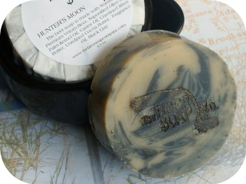 Hunters Moon Beer Soap -Made with Warsteiner German Pilsener