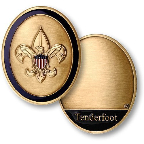 Tenderfoot Scout - 1