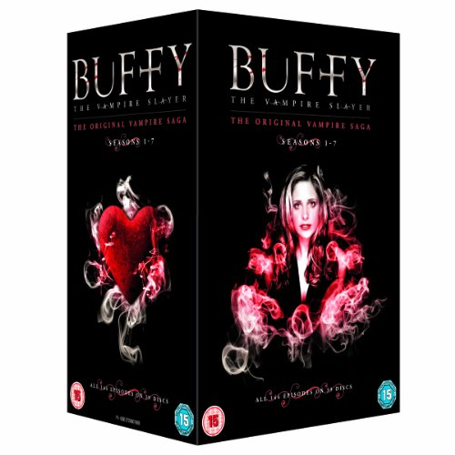 Buffy the Vampire Slayer-Compl [Edizione: Regno Unito]