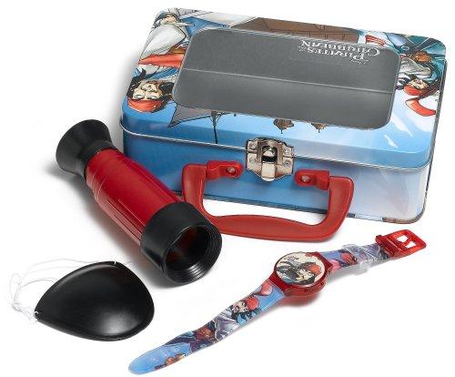 Disney Kids' Mc2240 Pirates Of The Caribbean Watch Gift Set