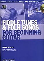 Fiddle Tunes & Folk Songs for Beginning Guitar