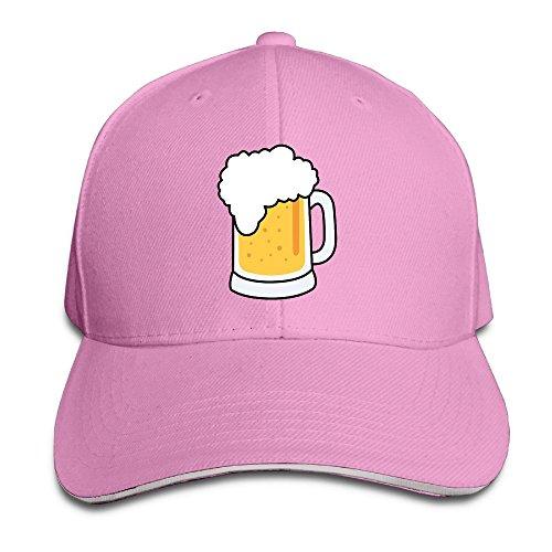 xssyz-i-love-beer-sandwich-baseball-cap-pink