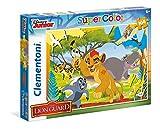 El léon guardian - Puzzle Disney, 104 piezas (Clementoni 27969)