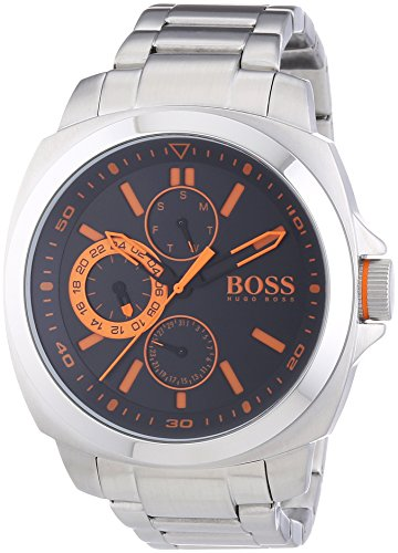 BOSS Orange Men's Watch XL Analogue Quartz Stainless Steel 1513117 Brisbane