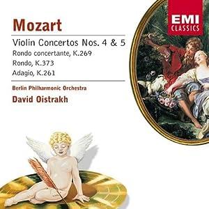 Violin Concertos 4-5