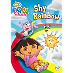 Dora the Explorer - Shy Rainbow