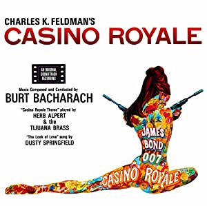 casino royale 1967 music