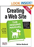 Creating a Web Site: The Missing Manual (Missing Manuals)
