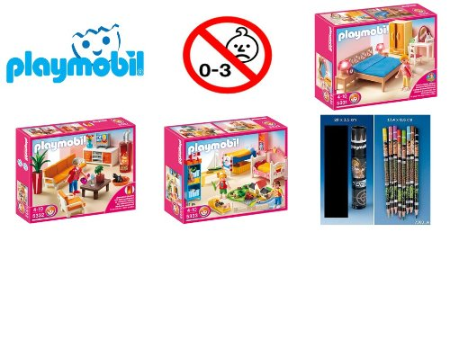 Kinderzimmer terrasunt24 - Playmobil wohnzimmer 5332 ...