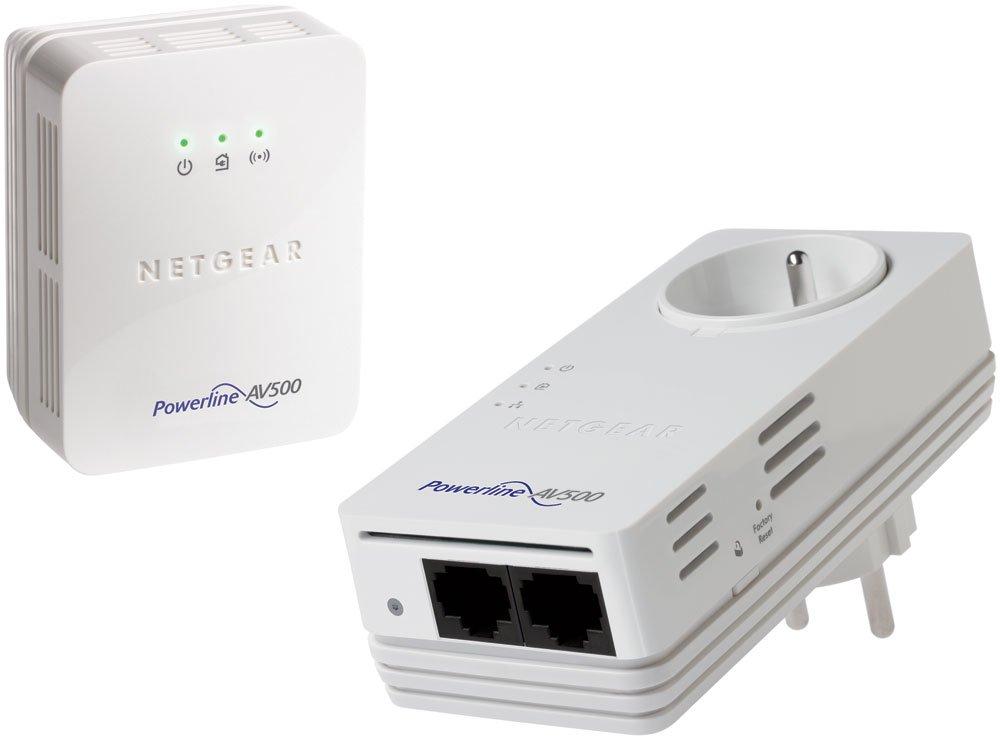 Adaptateur CPL NETGEAR XWNB5602 BLANC