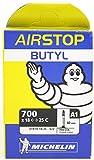 Michelin Airstop 700 x 18-25C 40mm Presta Valve Tube
