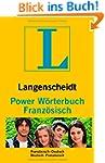 Langenscheidt Power W�rterbuch Franz�...