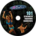 Aylio 101 Resistance Band Exercises DVD