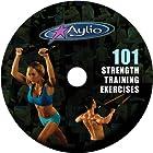 Aylio 101 Resistance Band Exercises DVD