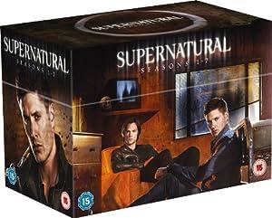 Supernatural - Season 1-7 Complete [DVD] [2012]