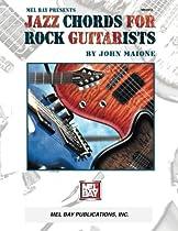 Mel Bay Jazz Chords for Rock Guitarists