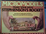 img - for Make your own Stephenson's rocket book / textbook / text book