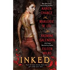 Inked anthology